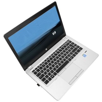 "БУ Ноутбук 14"" HP ELITEBOOK FOLIO 9480M I5-4310U 3GHZ DDR3 8GB SSD 256"