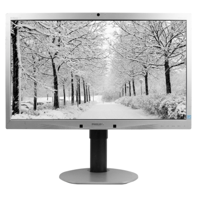 "24"" Philips Brilliance P-line 241P4Q FULL HD MVA"